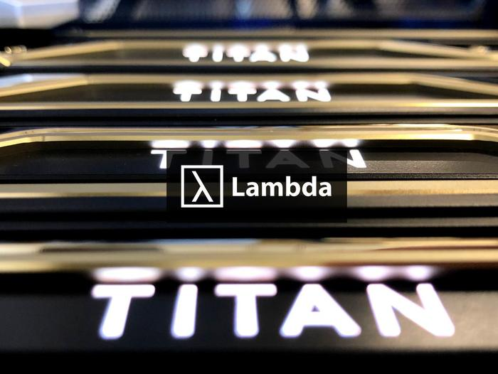 Titan RTX Deep Learning Benchmarks