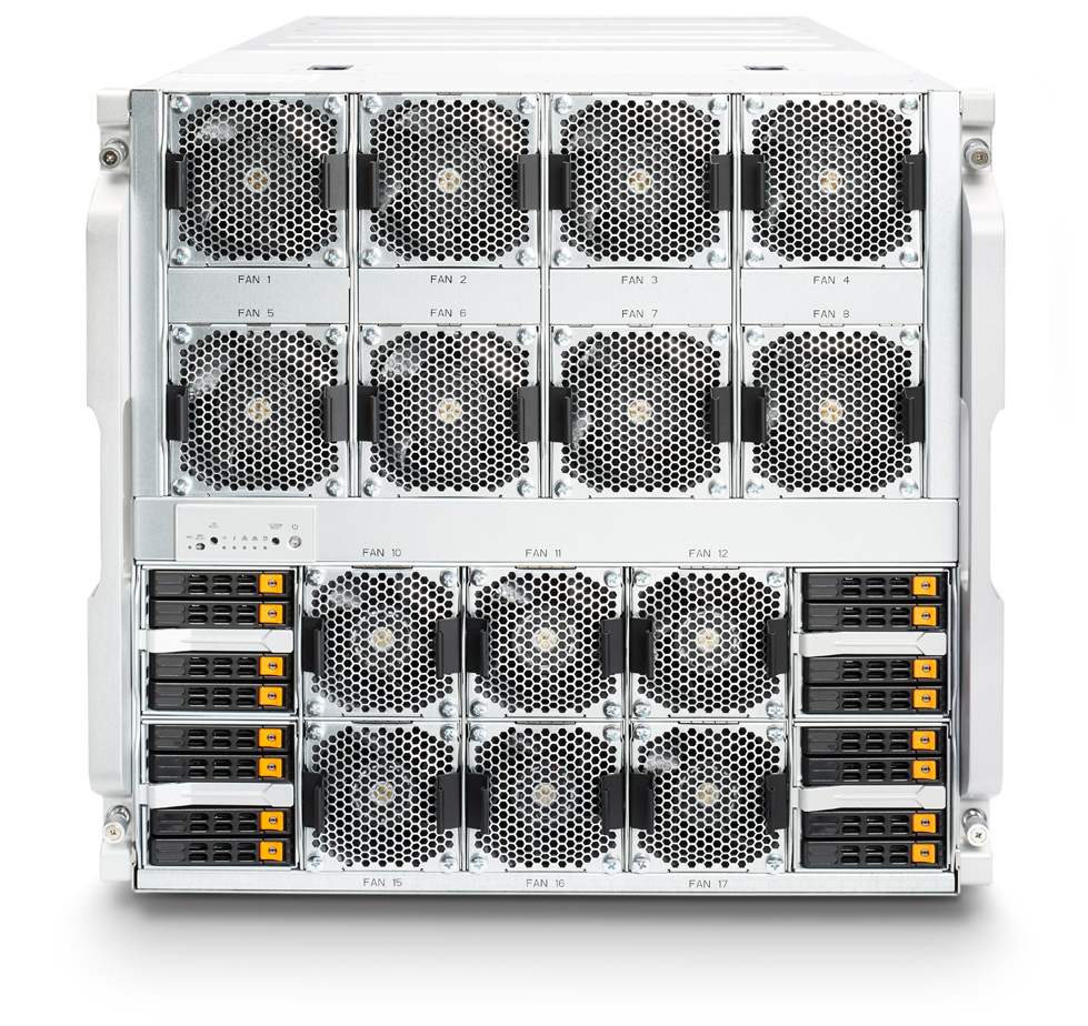 Hyperplane-16, GPU Servers with 16x Tesla V100s